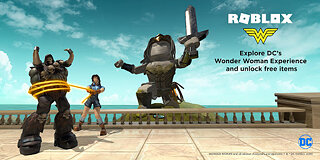 Roblox - snímek obrazovky