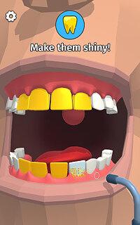 Dentist Bling - snímek obrazovky