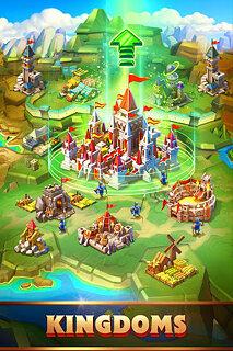 Lords Mobile: Kingdom Wars - snímek obrazovky