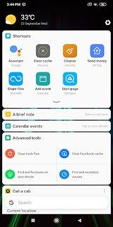 App Vault - snímek obrazovky