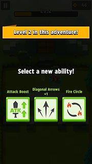 Archero - snímek obrazovky