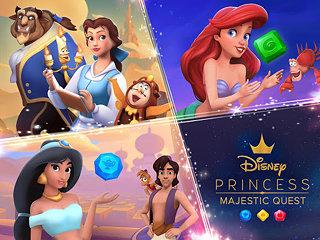 Disney Princess Majestic Quest - snímek obrazovky
