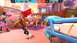 Shadowgun War Games - Online PvP FPS - snímek obrazovky