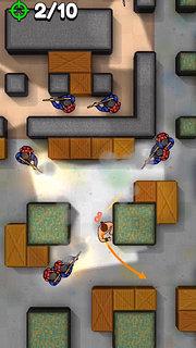 Hunter Assassin - snímek obrazovky