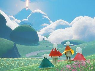 Sky: Children of the Light - snímek obrazovky