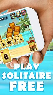 Solitaire Tripeaks: Classic Patience Card Game - snímek obrazovky