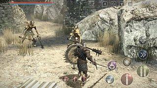 Animus - Stand Alone - snímek obrazovky