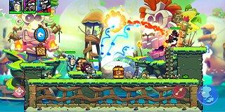 Sheep Squad - snímek obrazovky