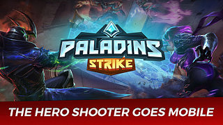 Paladins Strike - snímek obrazovky