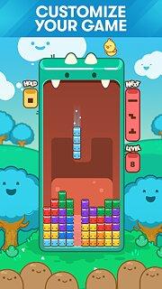 Tetris® - snímek obrazovky