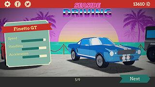 Seaside Driving - snímek obrazovky