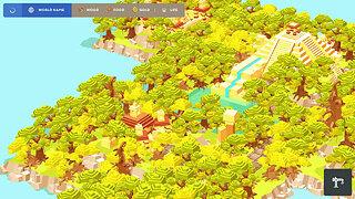 Pocket Build - Ultimate sandbox building - snímek obrazovky