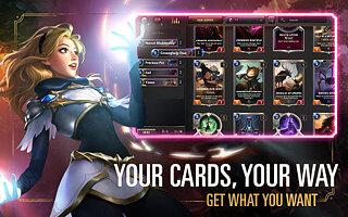 Legends of Runeterra - snímek obrazovky
