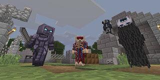 Monster School for Minecraft - snímek obrazovky