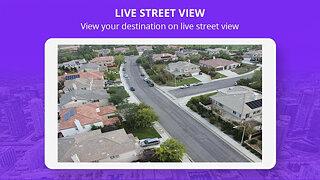 Street View Live Map - snímek obrazovky