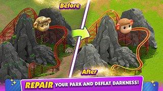 Wonder Park Magic Rides & Attractions - snímek obrazovky
