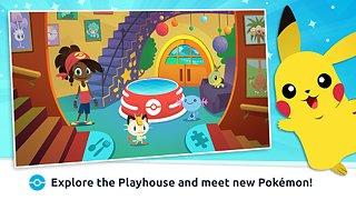 Pokémon Playhouse - snímek obrazovky