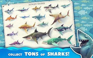 Hungry Shark World - snímek obrazovky