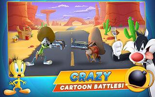 Looney Tunes: World of Mayhem - snímek obrazovky
