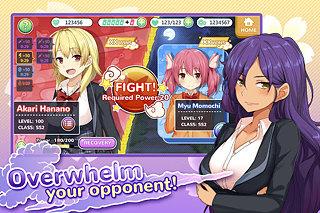 Moe! Ninja Girls / Sexy Happenings at Ninja School - snímek obrazovky
