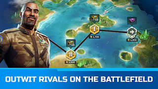 Command & Conquer: Rivals™ PVP - snímek obrazovky