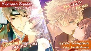 Ikémen Sengoku: Romances Across Time - snímek obrazovky