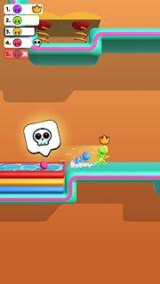 Run Race 3D - snímek obrazovky