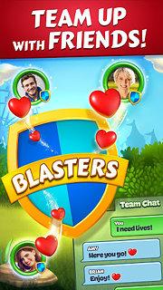 Toon Blast - snímek obrazovky