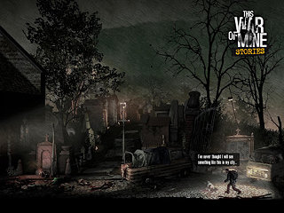 This War of Mine: Stories - Father's Promise - snímek obrazovky