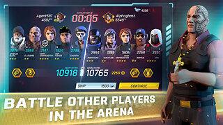 Tom Clancy's Elite Squad - Military RPG - snímek obrazovky