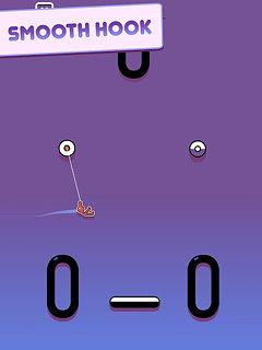 Stickman Hook - snímek obrazovky