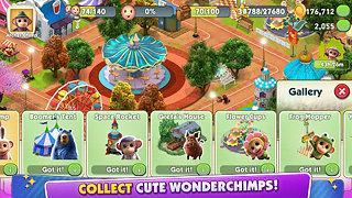 Wonder Park Magic Rides - snímek obrazovky