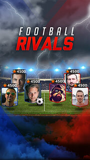 Football Rivals - Team Up with your Friends! - snímek obrazovky