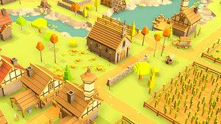 Pocket Build - snímek obrazovky