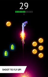 Flip the Gun - Simulator Game - snímek obrazovky