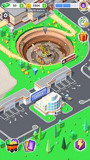 Mining Inc. - snímek obrazovky