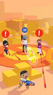 NERF Epic Pranks! - snímek obrazovky