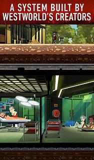 Westworld - snímek obrazovky