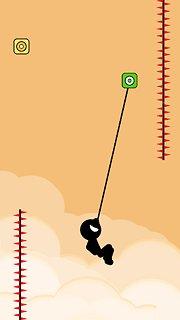 Swing Star - snímek obrazovky