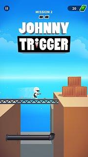 Johnny Trigger - snímek obrazovky