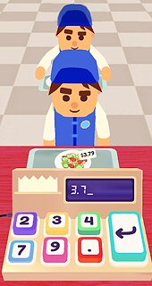 Restaurant Life - snímek obrazovky
