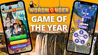 Wordmonger: Modern Word Games and Puzzles - snímek obrazovky