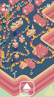 PAKO Caravan - snímek obrazovky