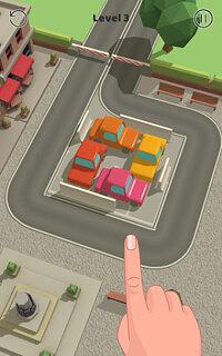 Parking Jam 3D - snímek obrazovky