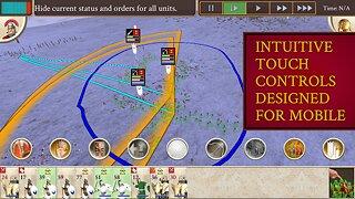ROME: Total War - snímek obrazovky