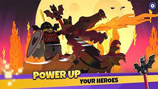 LEGO® Legacy: Heroes Unboxed - snímek obrazovky