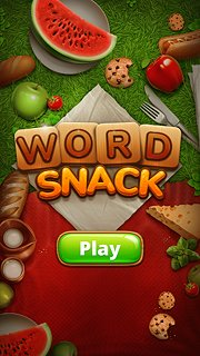 Piknik Slovo - Word Snack - snímek obrazovky