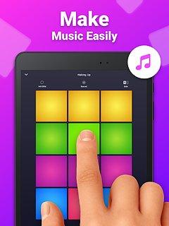 Drum Pad Machine - Beat Maker - snímek obrazovky