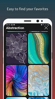 Best Retina Wallpaper - snímek obrazovky
