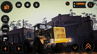 MudRunner - snímek obrazovky
